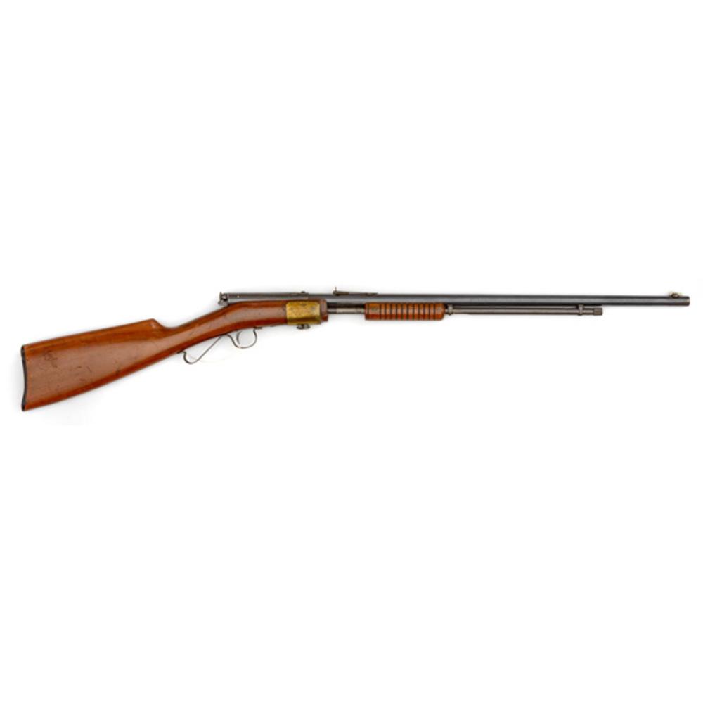 **J. Stevens Model 80 Gallery Pump Action Rifle | Cowan's ...