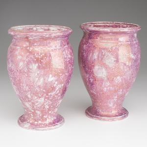 Wedgwood Moonlight Lustre Potpourri Vases