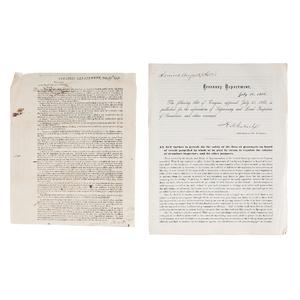 Massachusetts Collector of Customs Manuscript Archive, Ca 1796-1867