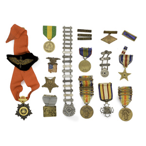 Assorted Medals and More