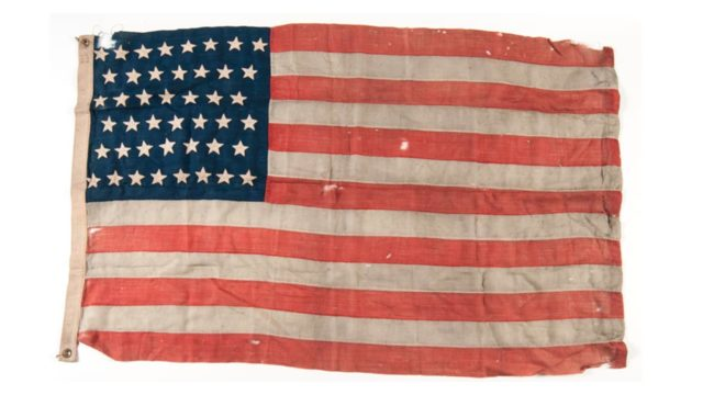 10/6/2016 - American History: Timed Online Auction - ends 10/17