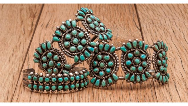 American Indian and Southwestern Jewelry: TIMED Bidsquare Auction - ends 11/21