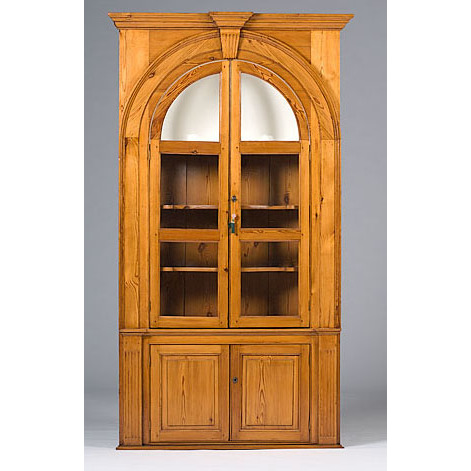 Pine Corner Cupboard. Tap to expand - Pine Corner Cupboard Cowan's Auction House: The Midwest's Most