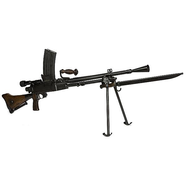 Japanese Type 99 Light Machine Gun | Cowan's Auction House: The