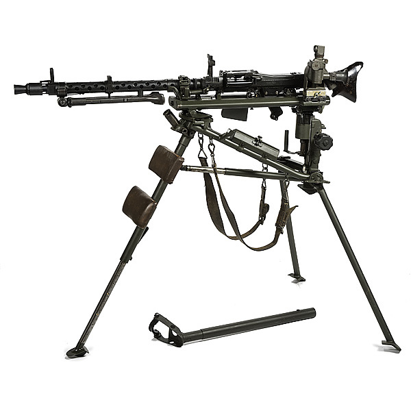 MG34 Naval Gun | Cowan's Auction House: The Midwest's Most