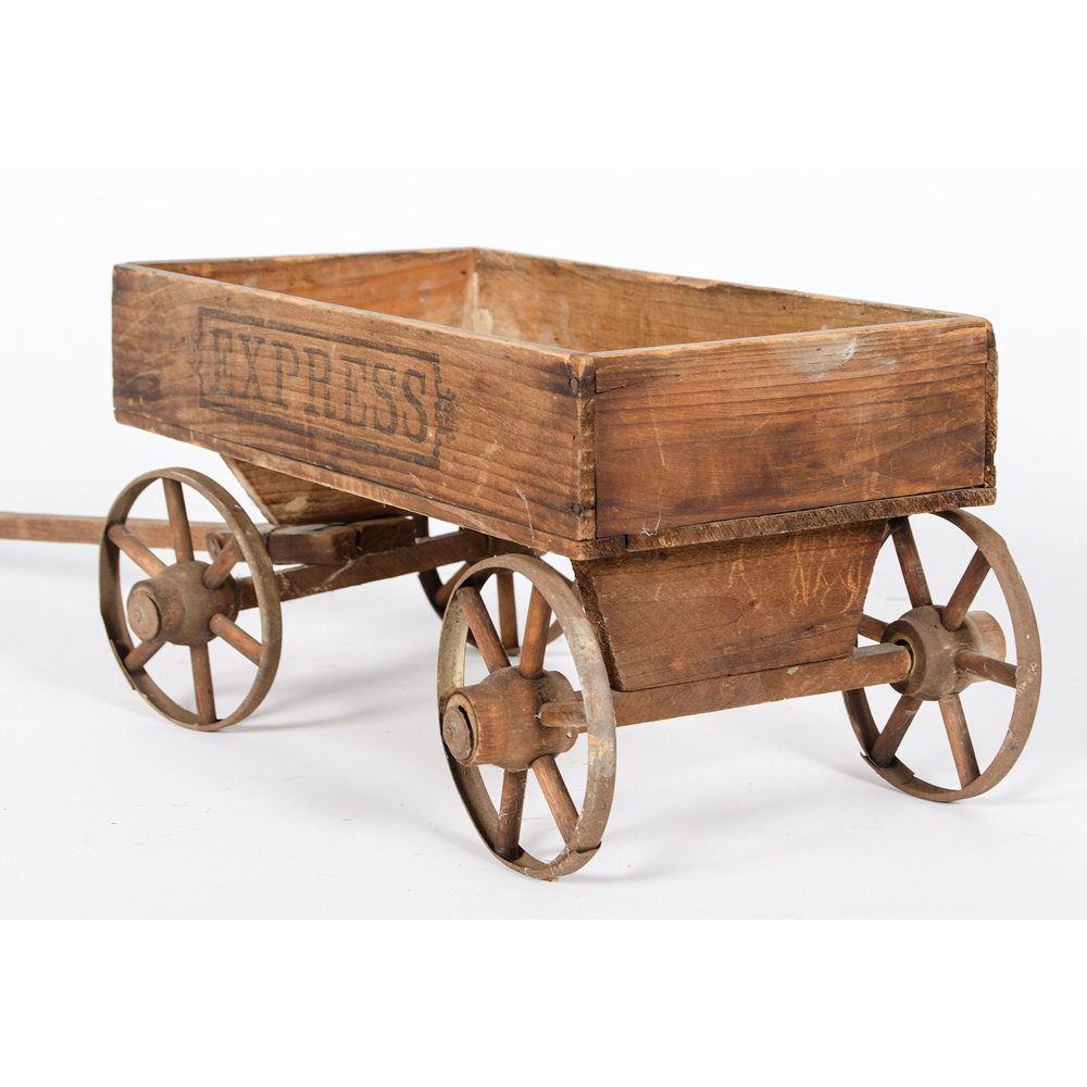 Express Wood Wagon Cowans Auction House The Midwests Most