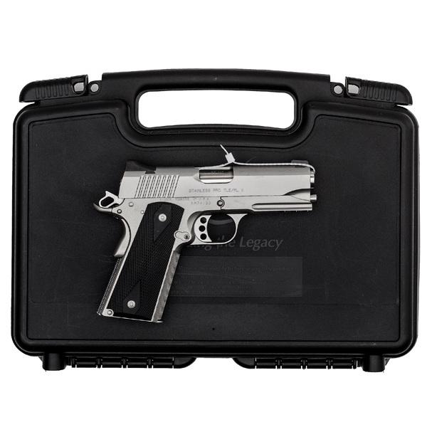 Kimber Stainless Pro TLE/RL II Semi-Auto Pistol   Cowan's