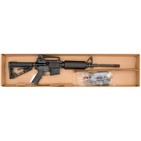 Colt M4 Semi-Auto Carbine AR-15   Cowan's Auction House: The