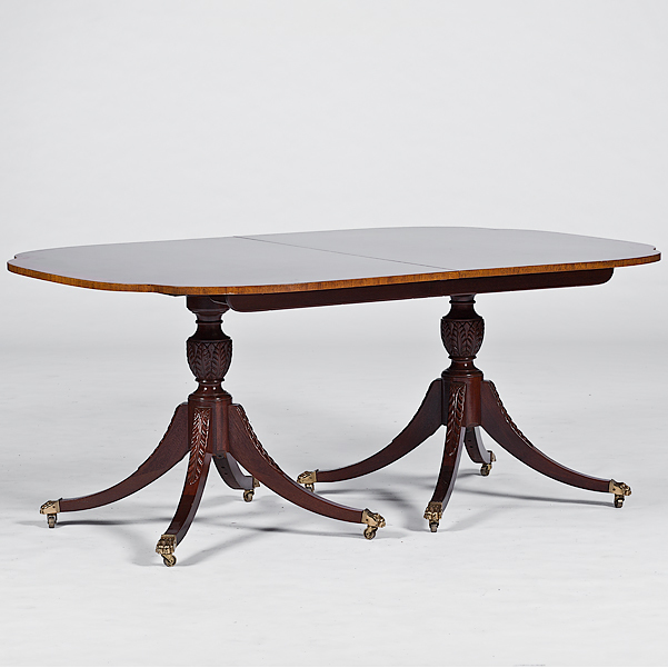Baker Historic Charleston Dining Table. Tap To Expand