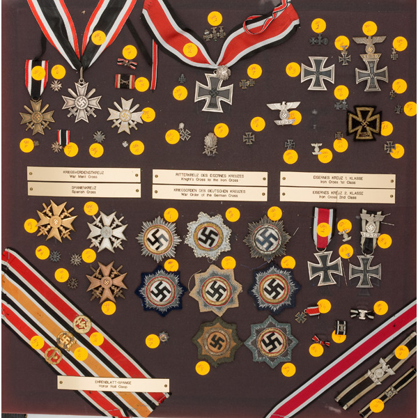 German WWII Orders of the Iron Cross | Cowan's Auction House