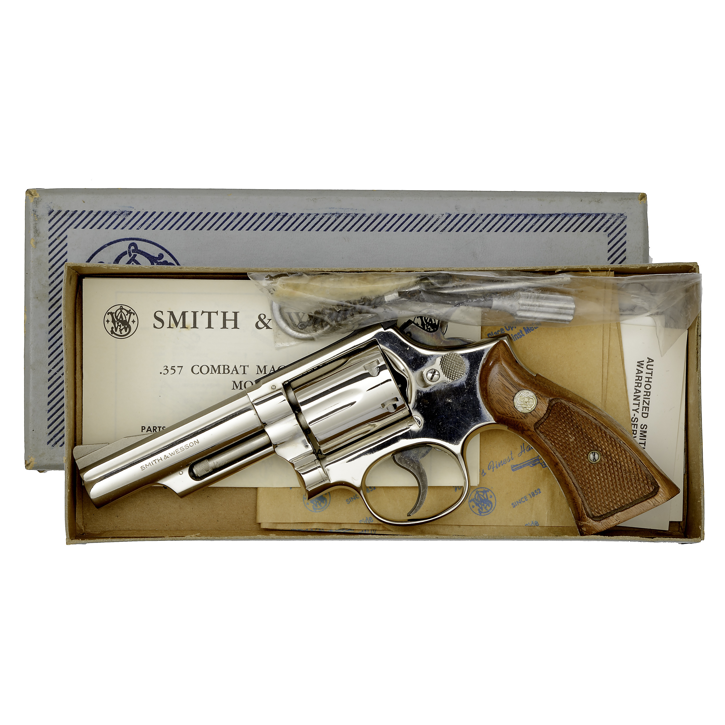 S&W Model 19 | Cowan's Auction House: The Midwest's Most