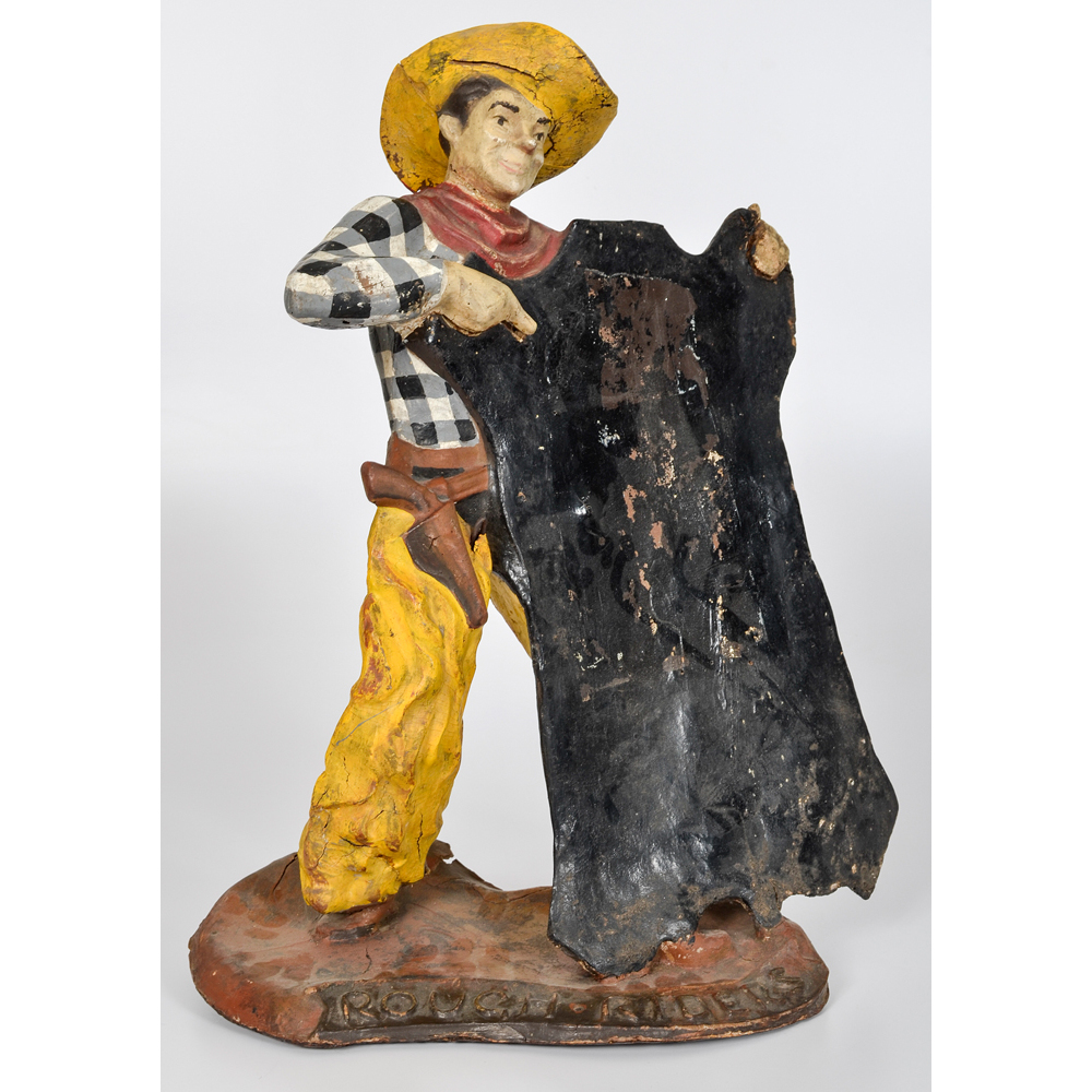 Rough Riders Statue | Cowan's Auction House: The Midwest's ...