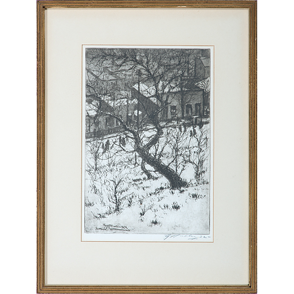 E T Hurley American 1869 1950 Cowan S Auction House The