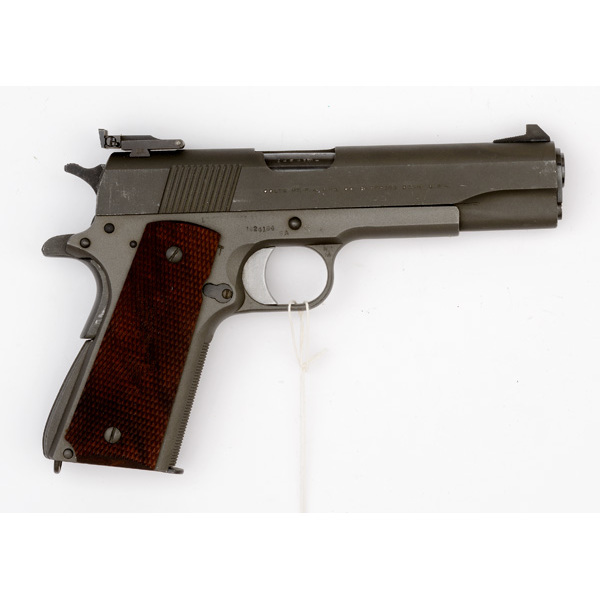 Springfield Armory Colt 1911 National Match Pistol | Cowan's Auction