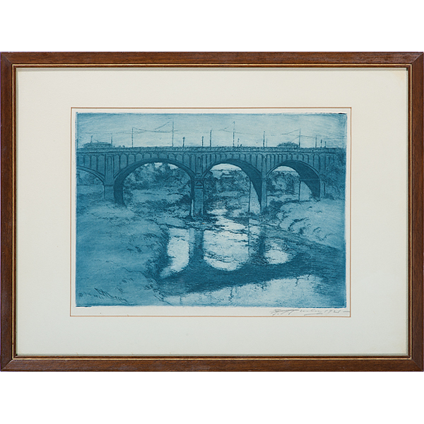 Edward Timothy Hurley American 1869 1950 Cowan S Auction House