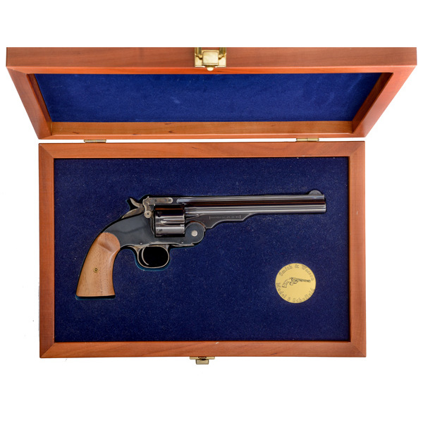 Smith & Wesson Schofield Revolver | Cowan's Auction House: The