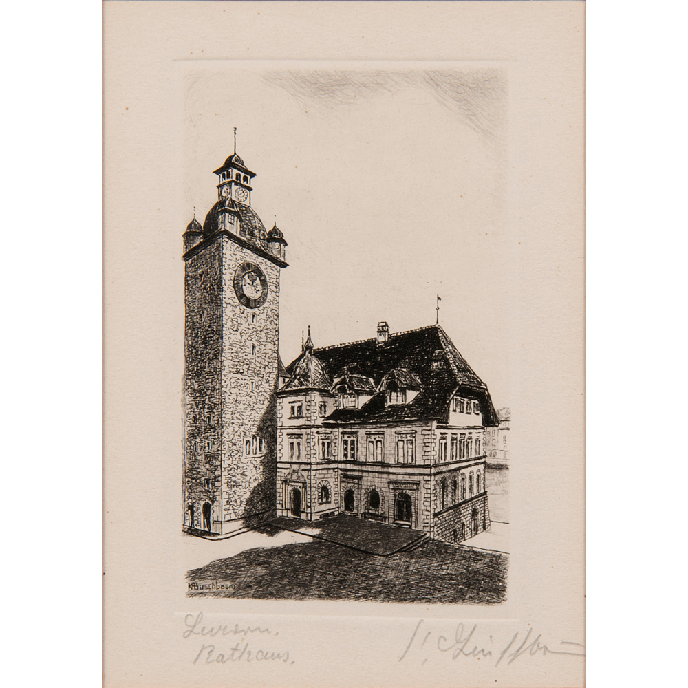 Dutch Or German Etchings Cowan S Auction House The