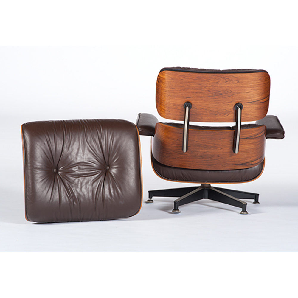 Eames Lounge Chair And Ottoman For Herman Miller