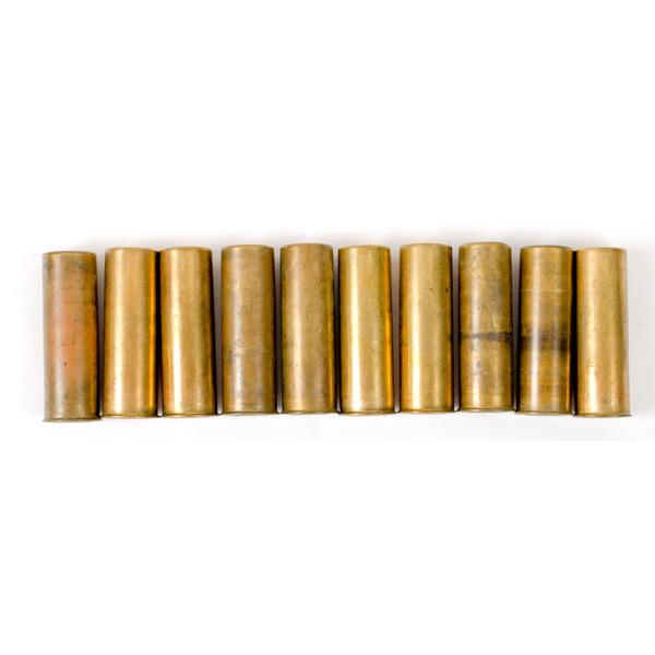 Remington UMC Brass Shotgun Shells, Lot of Ten | Cowan's Auction