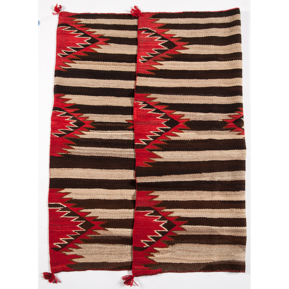 Navajo Third Phase Chief S Blanket Rug From The