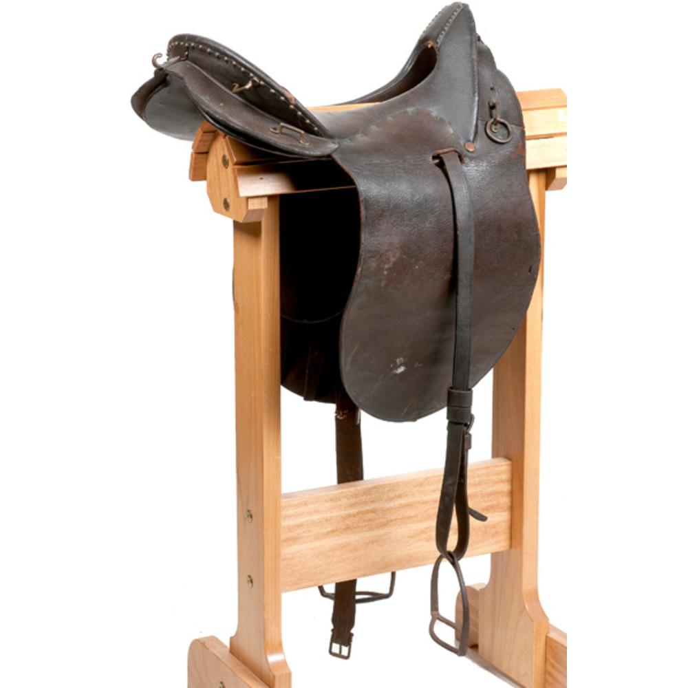 Commercial McClellan Saddle ca  1890 | Cowan's Auction House