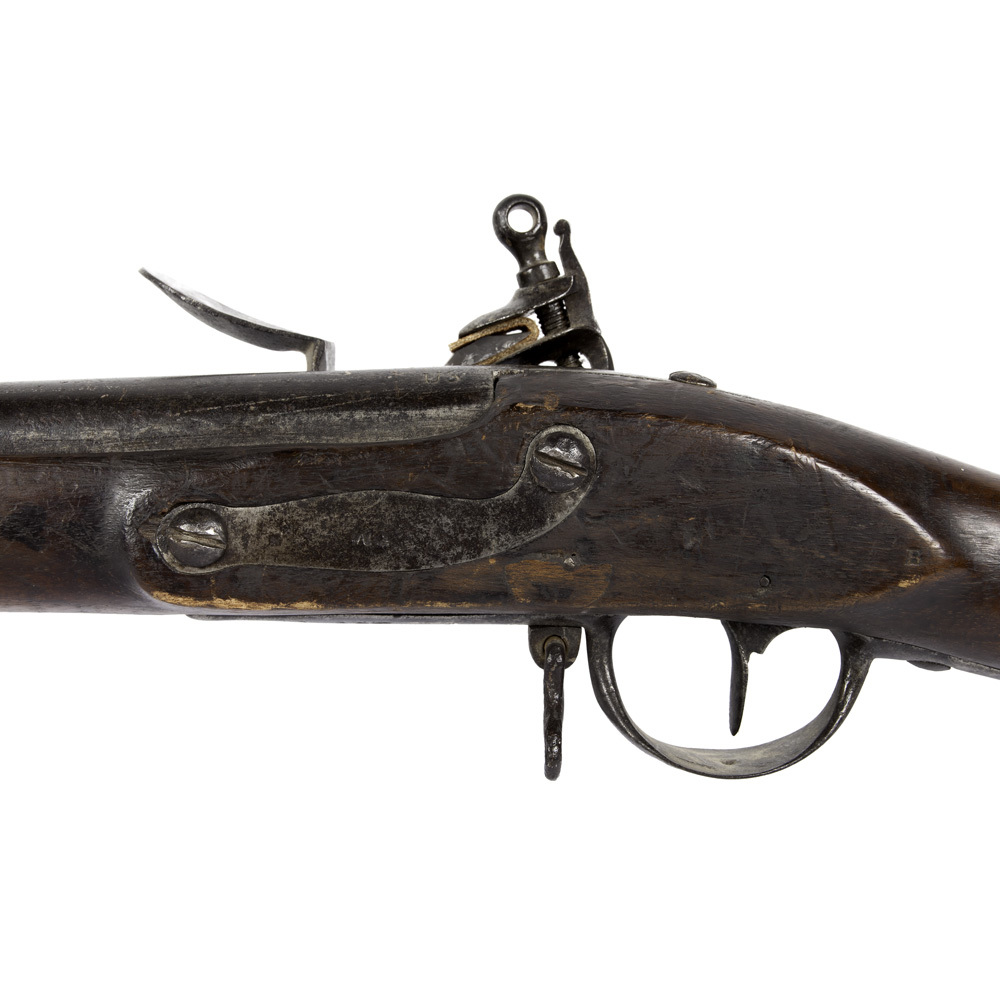 Dings And Dents >> Pattern 1766 French Charleville Musket US Surcharged ...