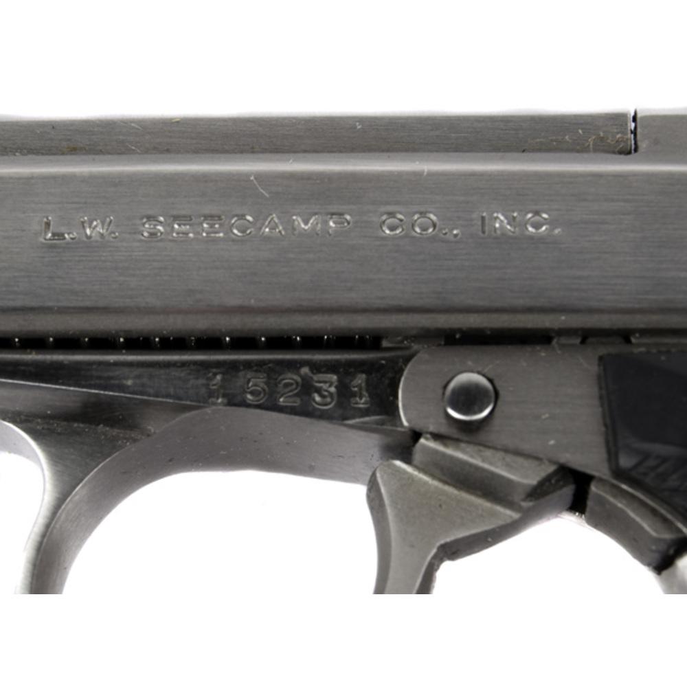 L W  Seecamp  32 Cal  Semi-Automatic Pistol | Cowan's Auction House