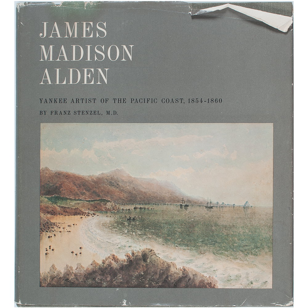 James Madison Alden American 1834 1922 Cowan S