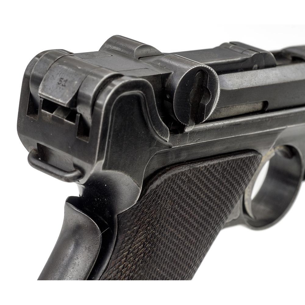 1902-1906 Transitional Luger Carbine | Cowan's Auction House