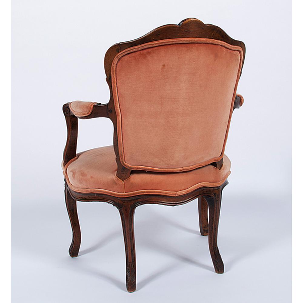 louis xv fauteuil cowan 39 s auction house the midwest 39 s. Black Bedroom Furniture Sets. Home Design Ideas