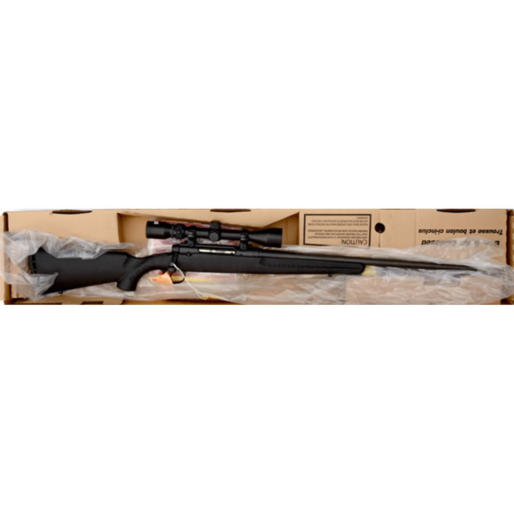 Savage Axis Bolt Action Rifle | Cowan's Auction House: The Midwest's