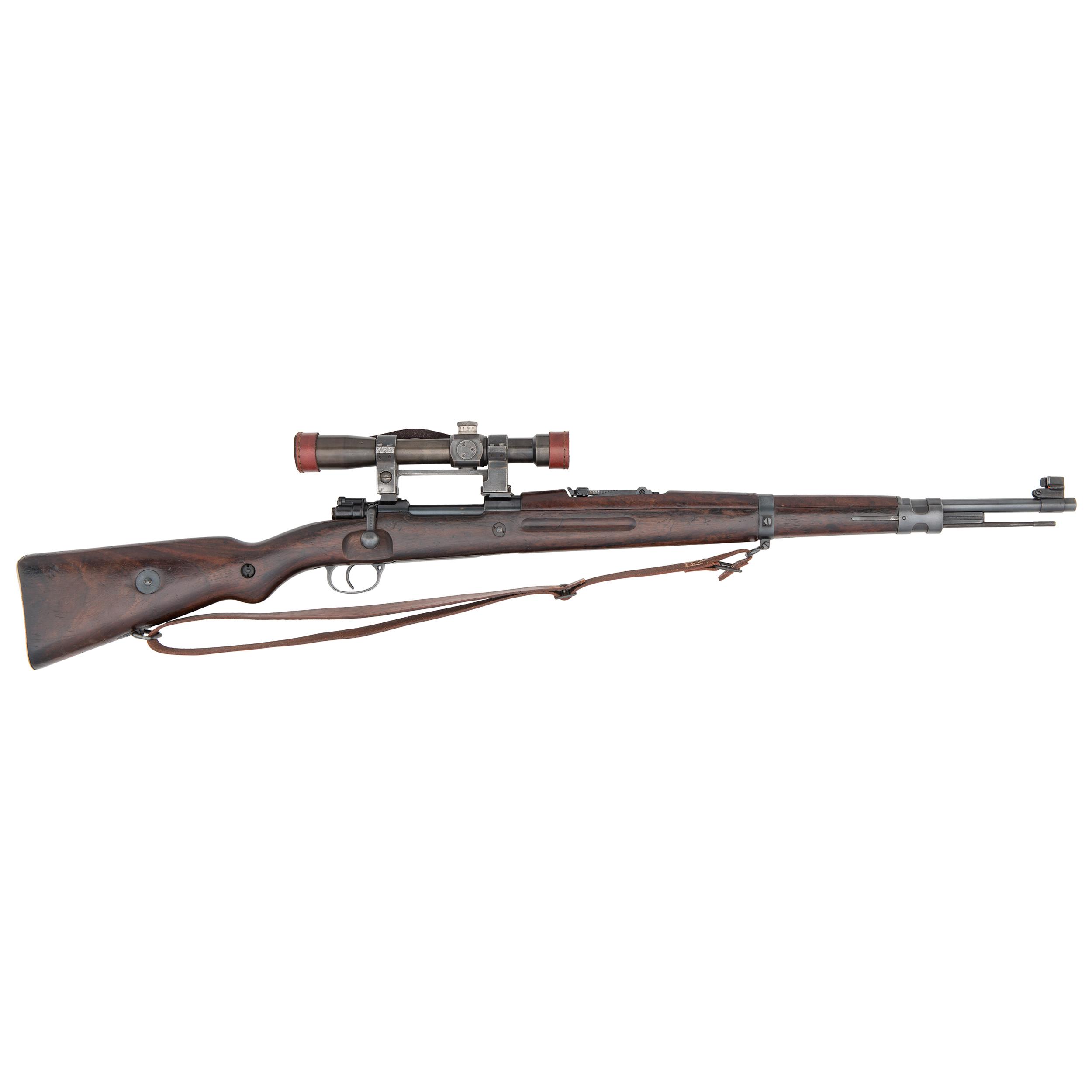 Czech VZ24 Sniper Rifle | Cowan's Auction House: The