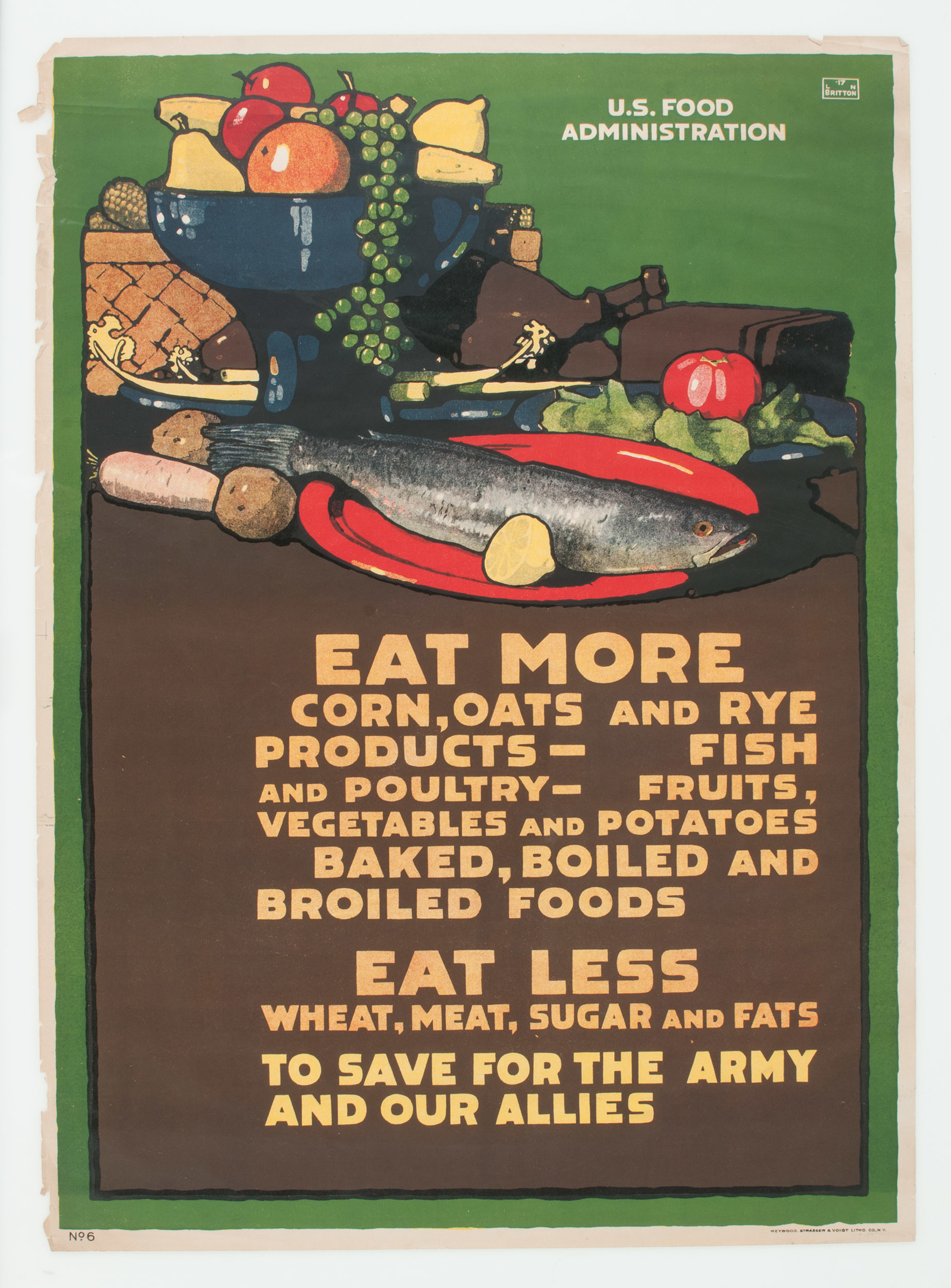 World War I and World War II War Bonds Posters | Cowan's