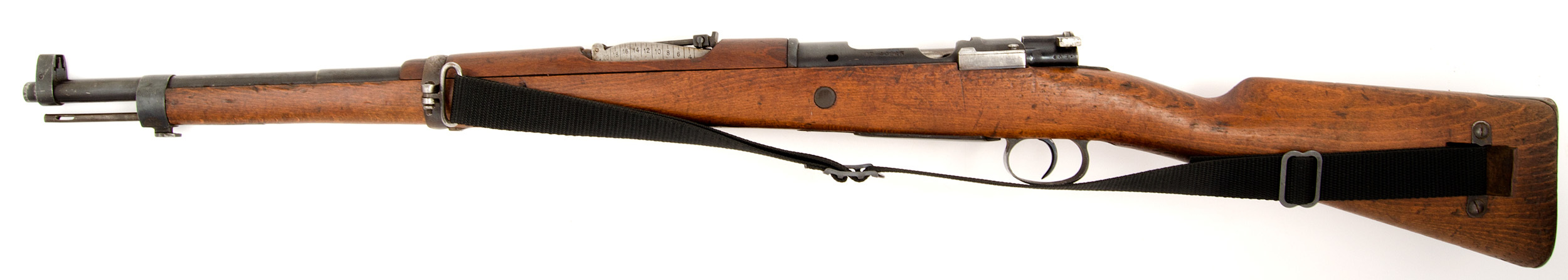 Spanish M-1916 Mauser in  308 | Cowan's Auction House: The