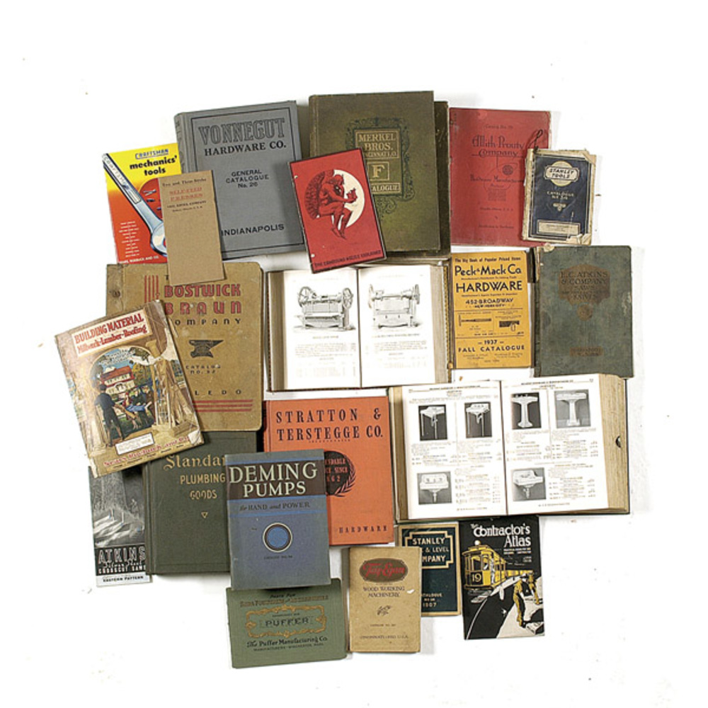Hardware Books And Catalogs Cowan S Auction House The