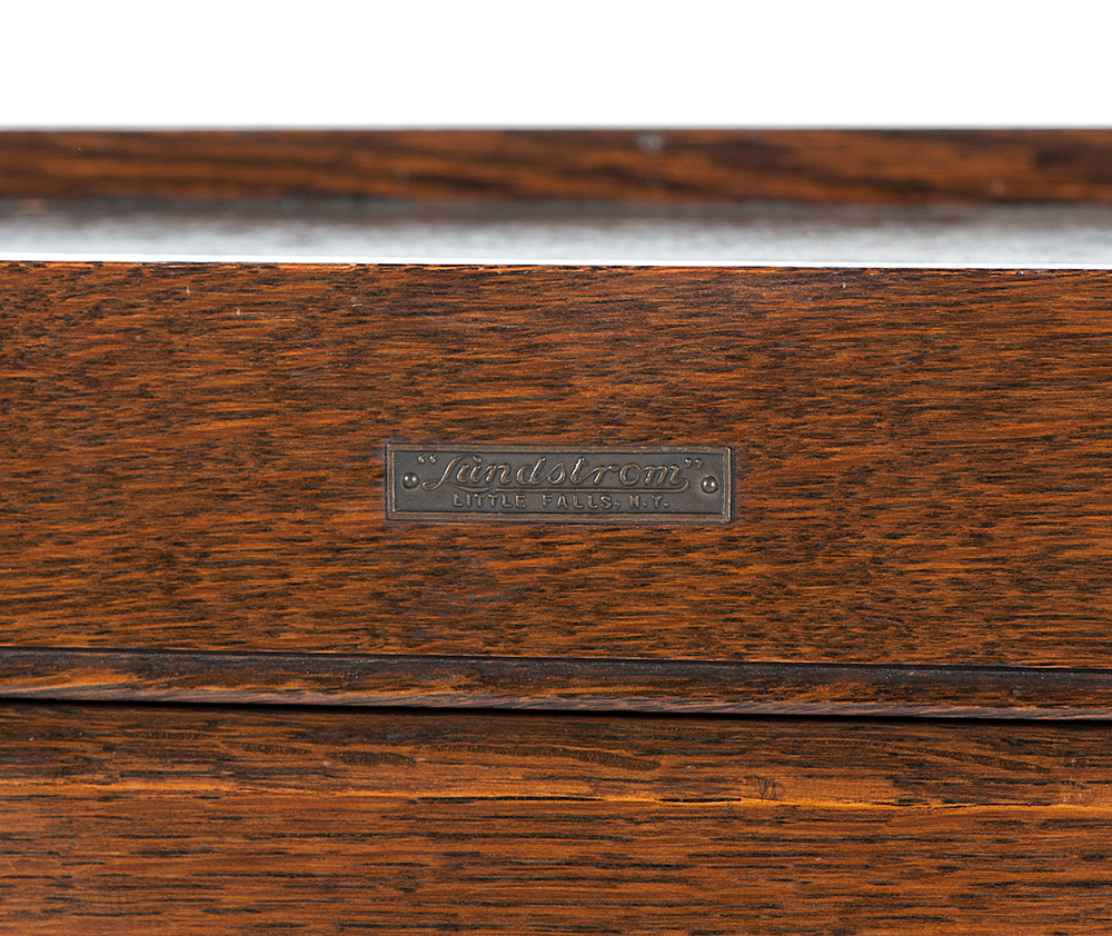 Lundstrom Barrister Bookcase Cowan S Auction House The
