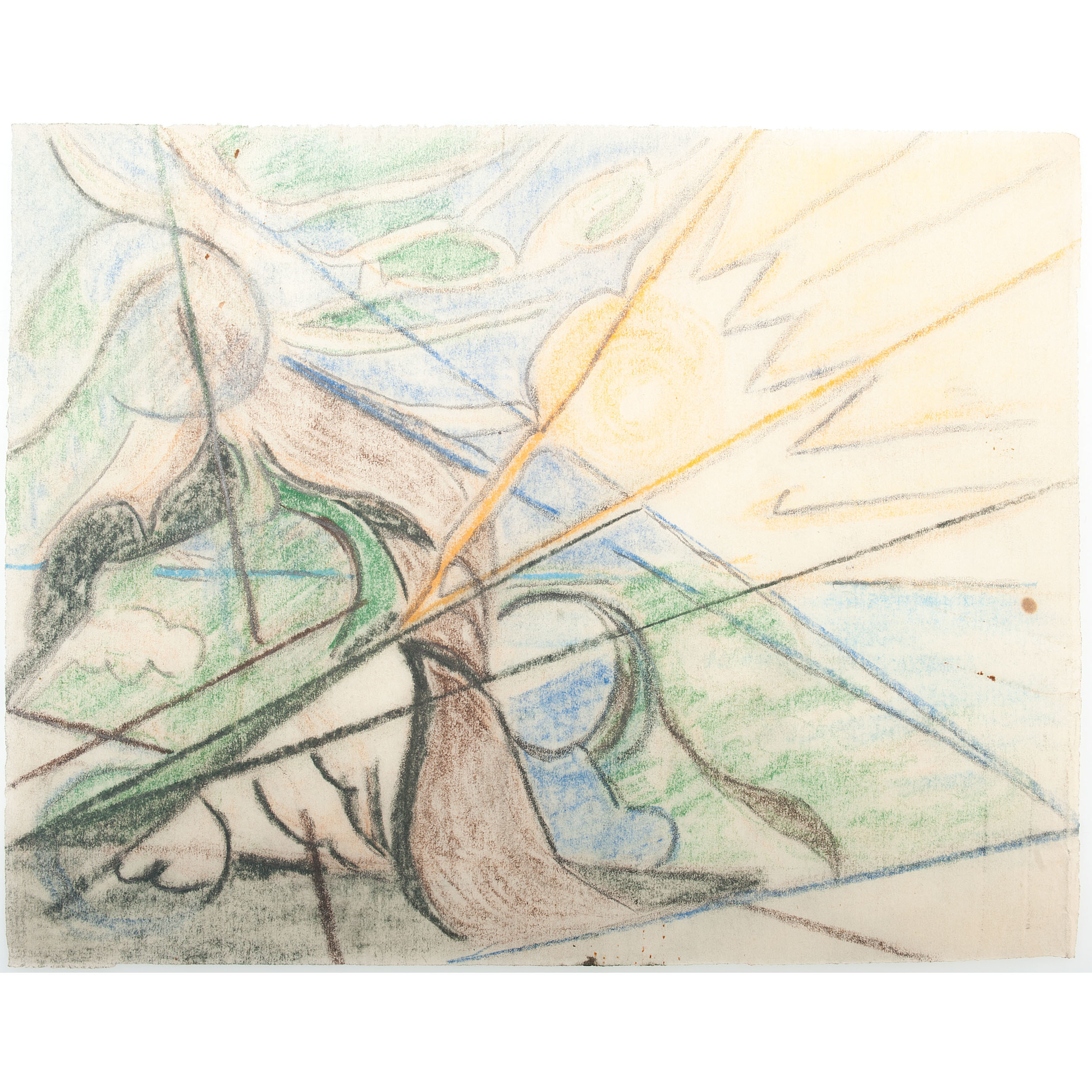 Ida Carmichael (Cincinnati, 1884-1981), Graphite, Pencil