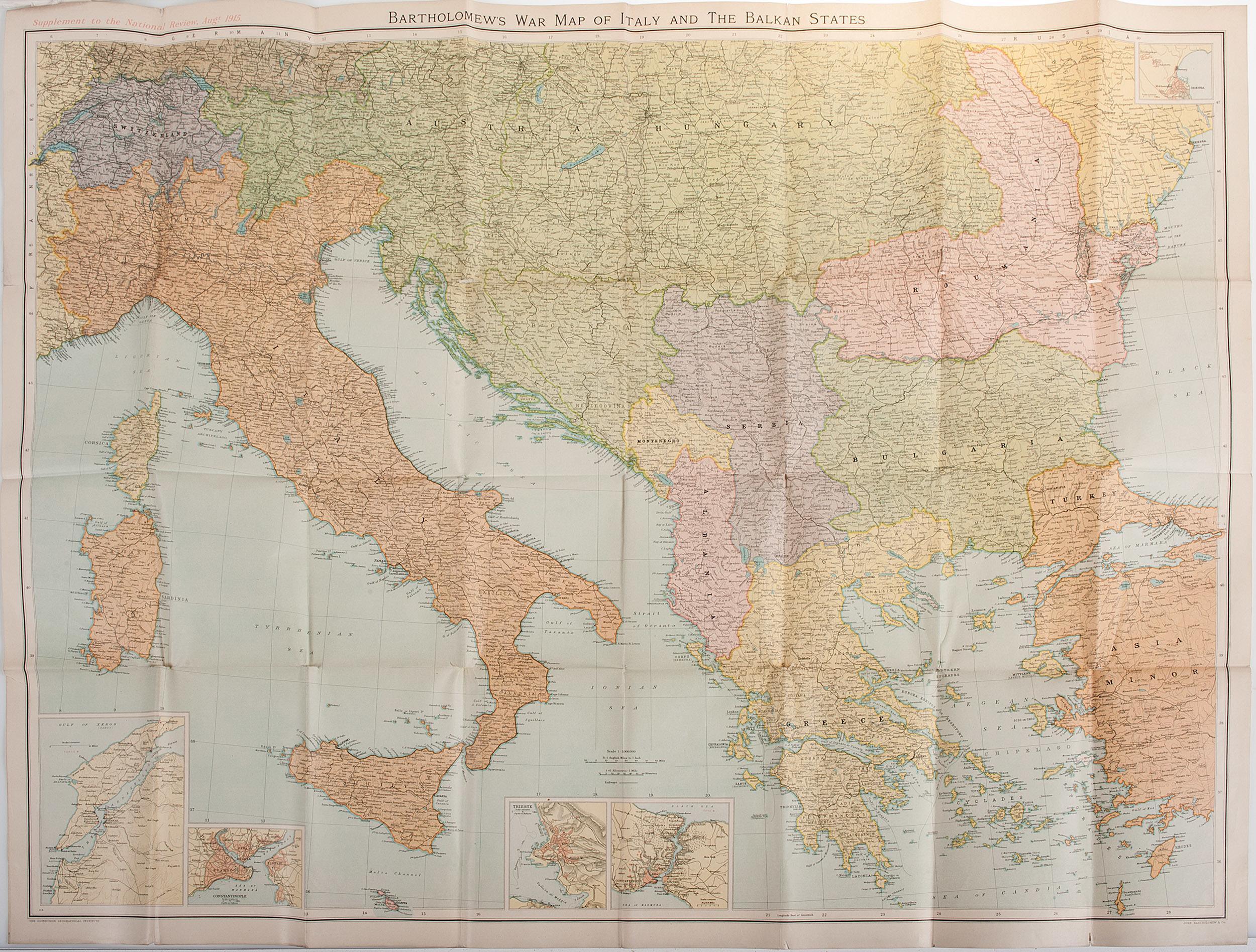 Military world war one cartography miscellaneous maps wwi military world war one cartography miscellaneous maps wwi national review gumiabroncs Choice Image