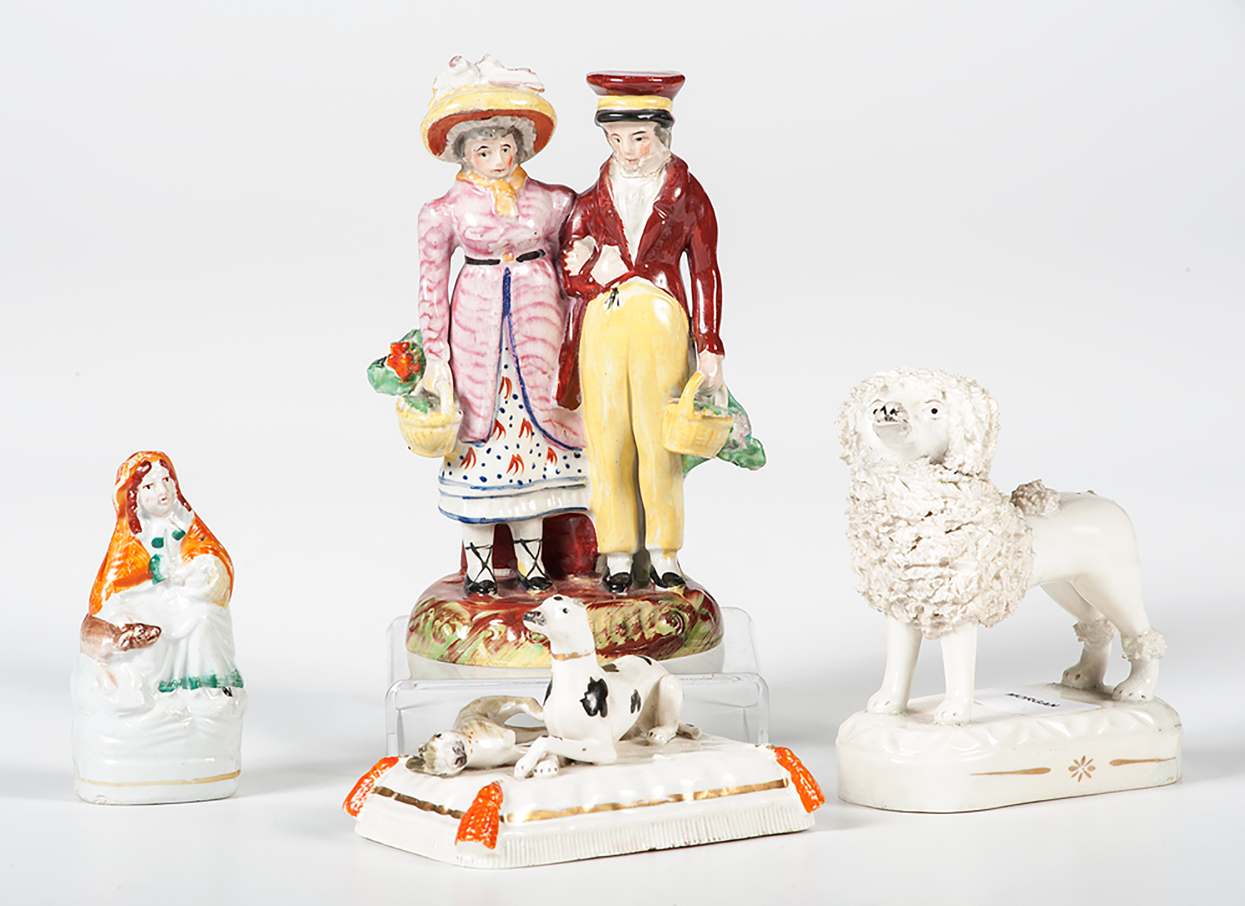 Staffordshire Figurines   Cowans Auction House: The