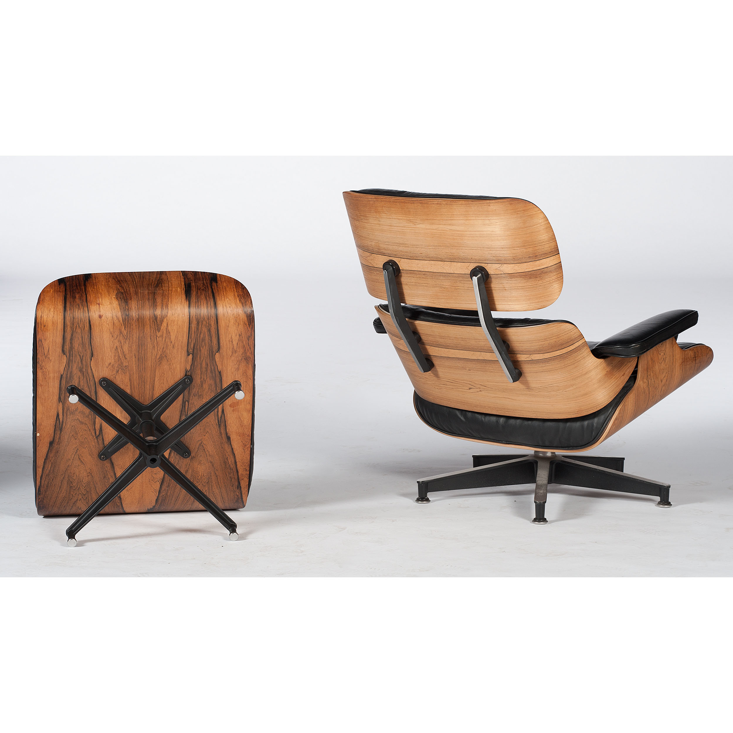 Charles And Ray Eames For Herman Miller Lounge Chair And