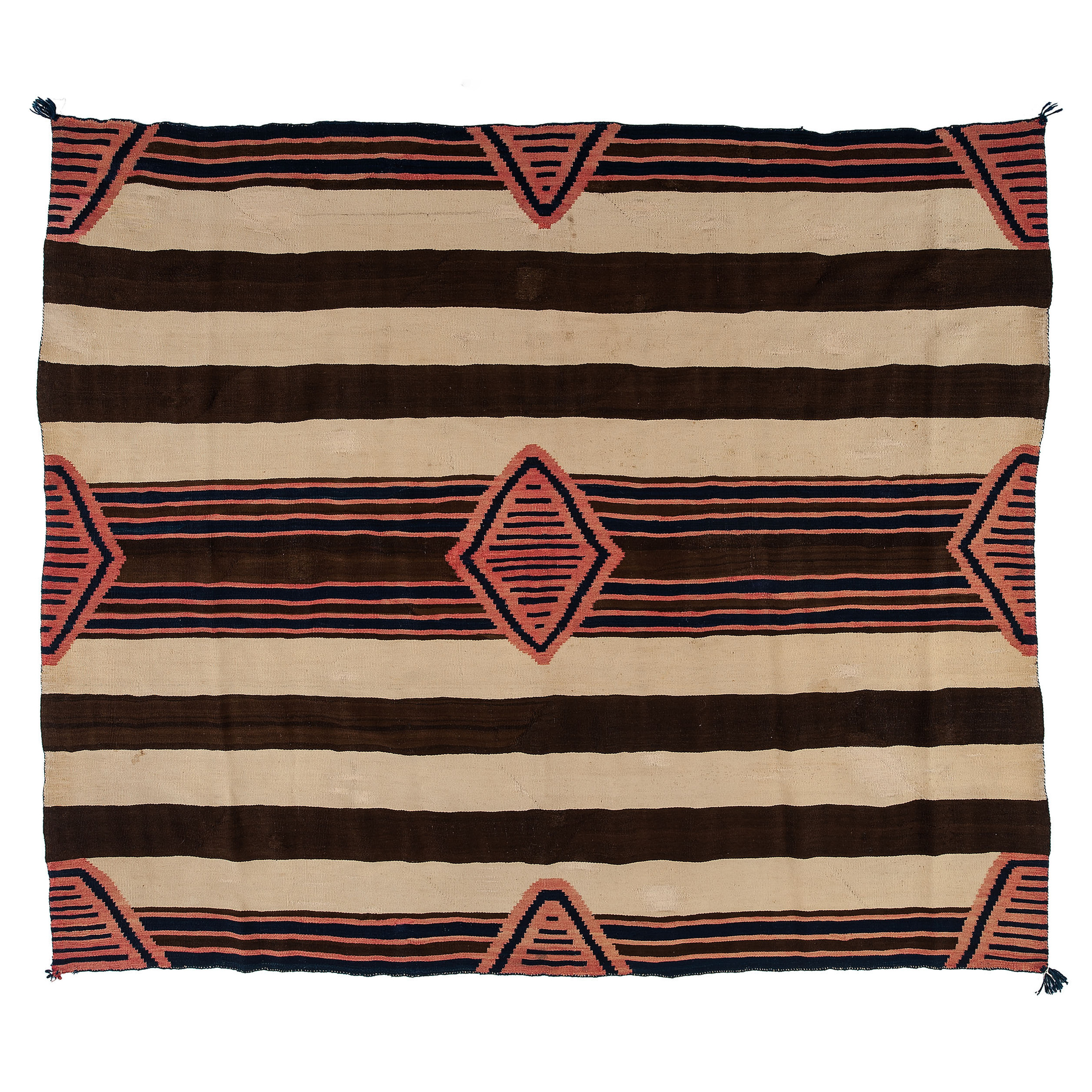 Navajo Third Phase Chief S Blanket Rug Cowan S Auction
