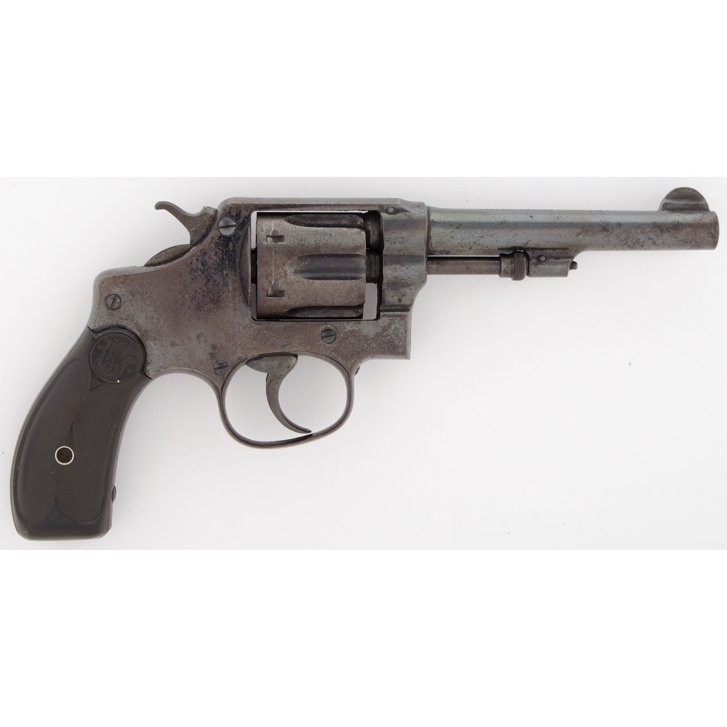 Smith & Wesson .32 Hand Ejector Model of 1903 Revolver | Cowan's ...