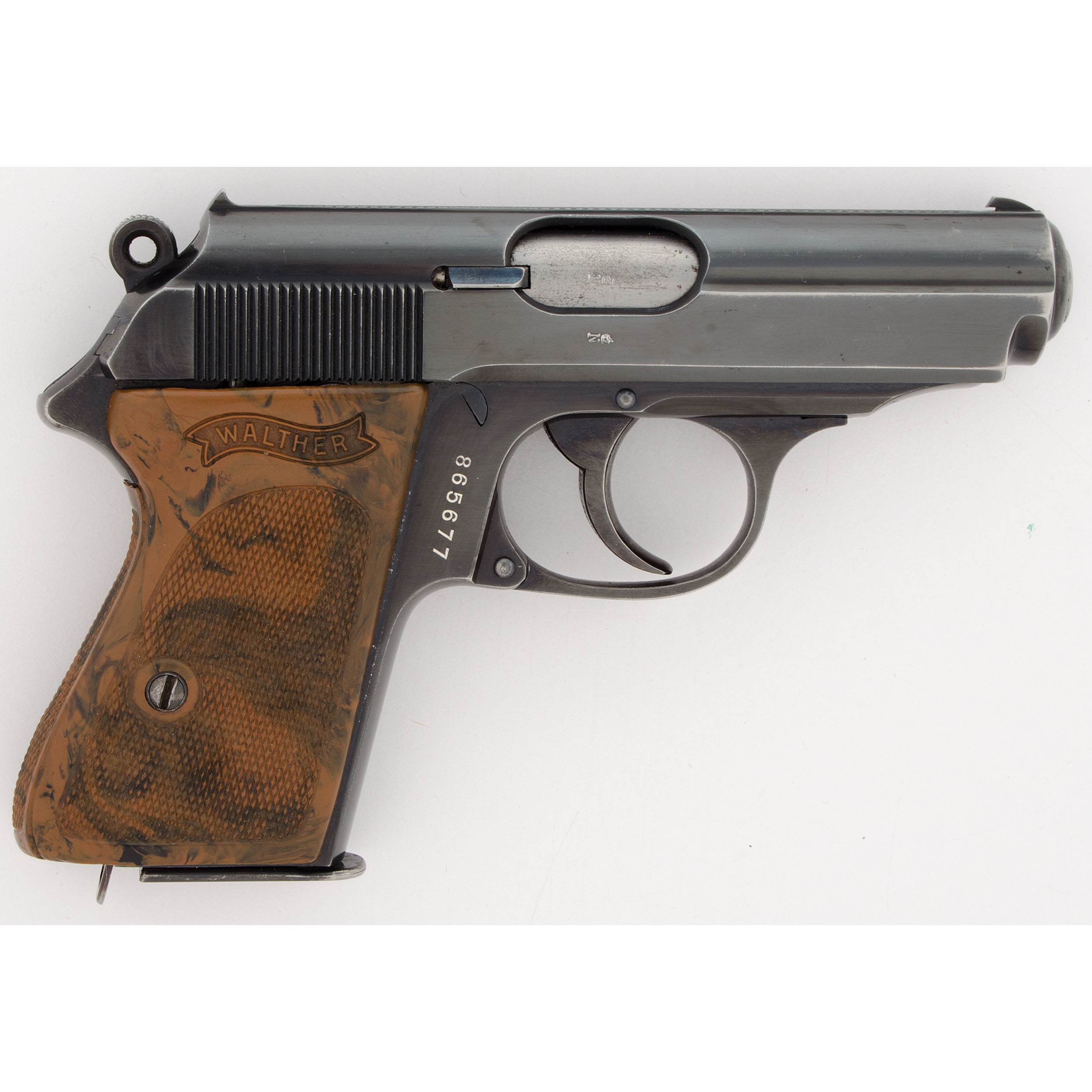 Walther PPK Pistol | Cowan\'s Auction House: The Midwest\'s Most ...