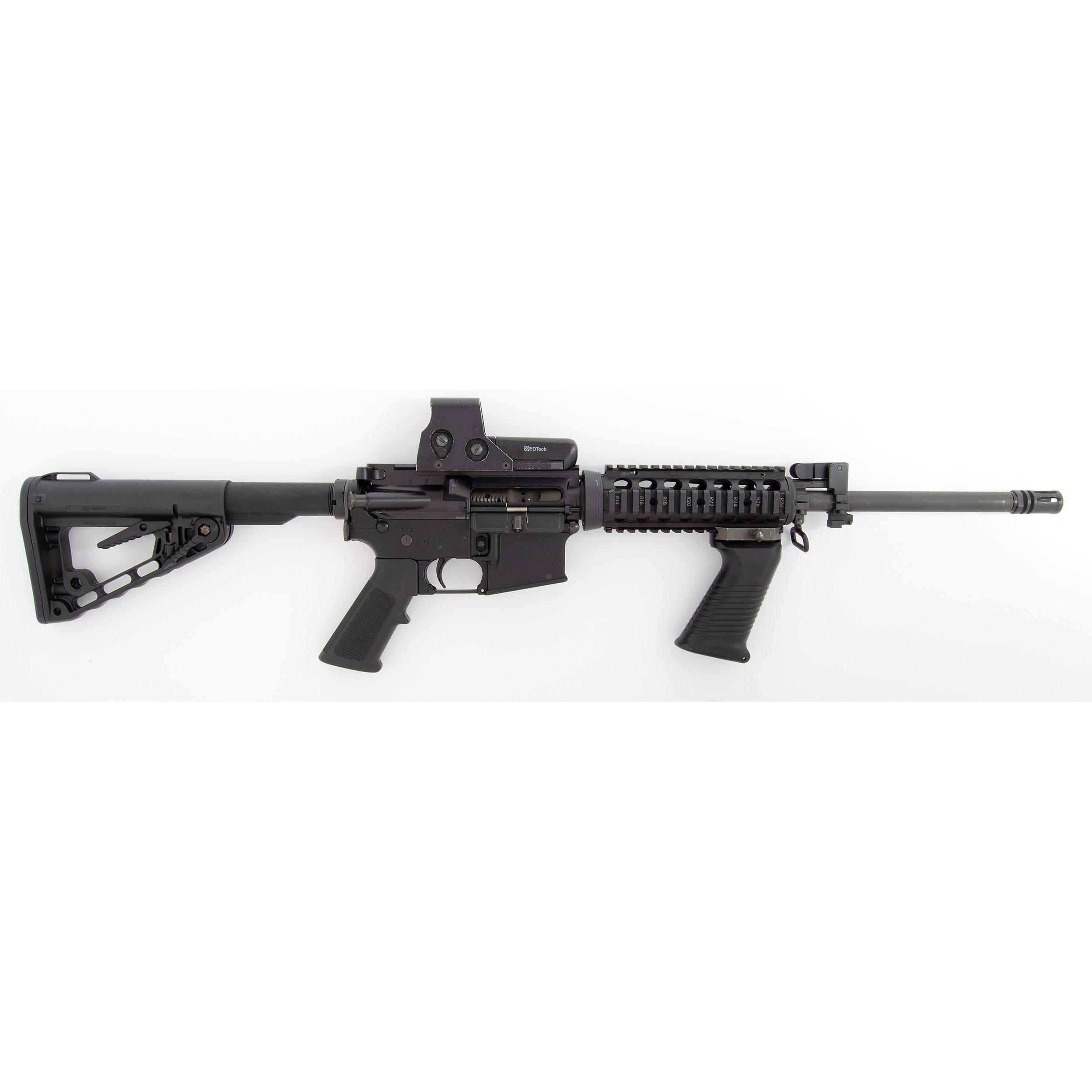 Colt M4 Carbine with EOTech Sight | Cowan's Auction House: The