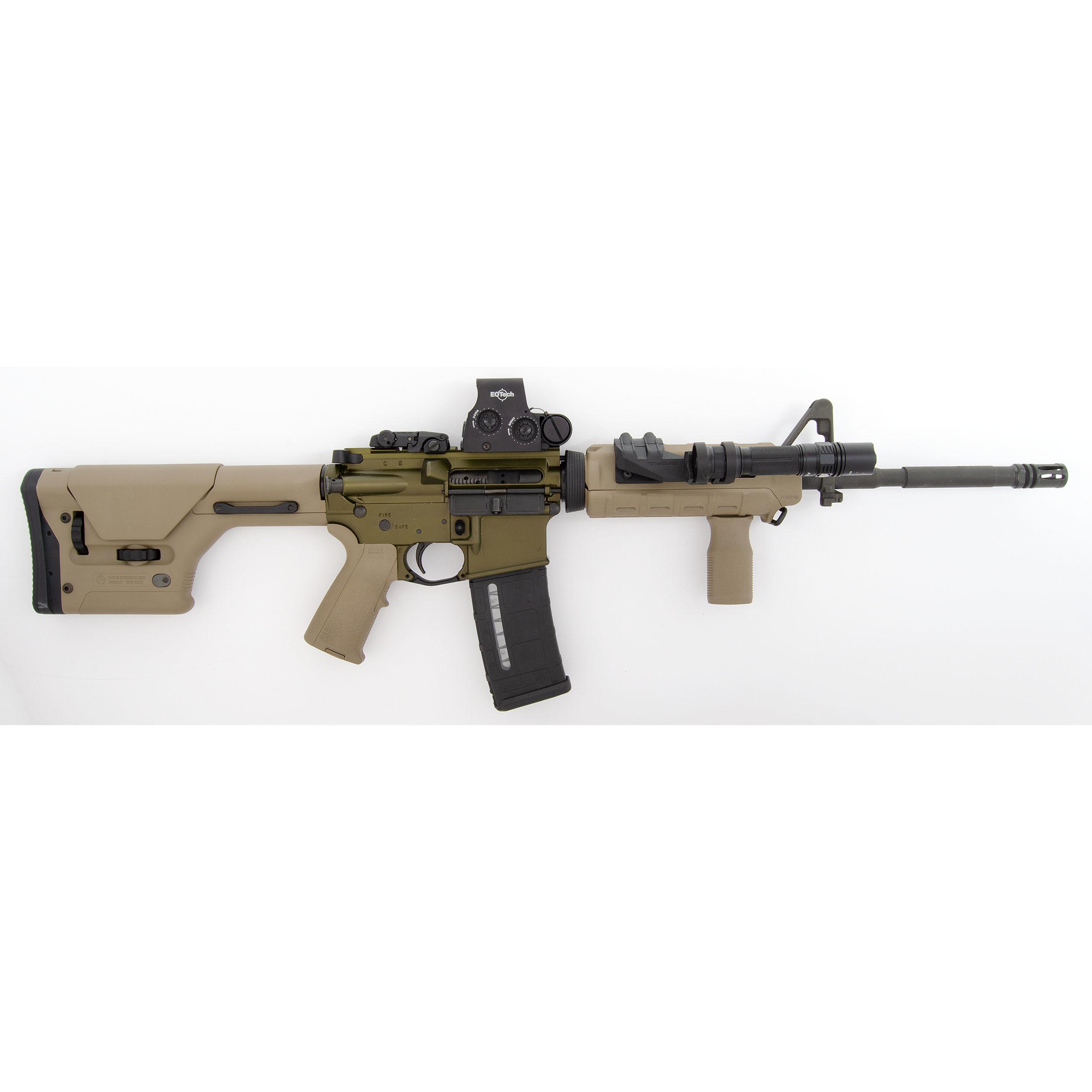 Colt M4 Carbine with EOTech Scope   Cowan's Auction House