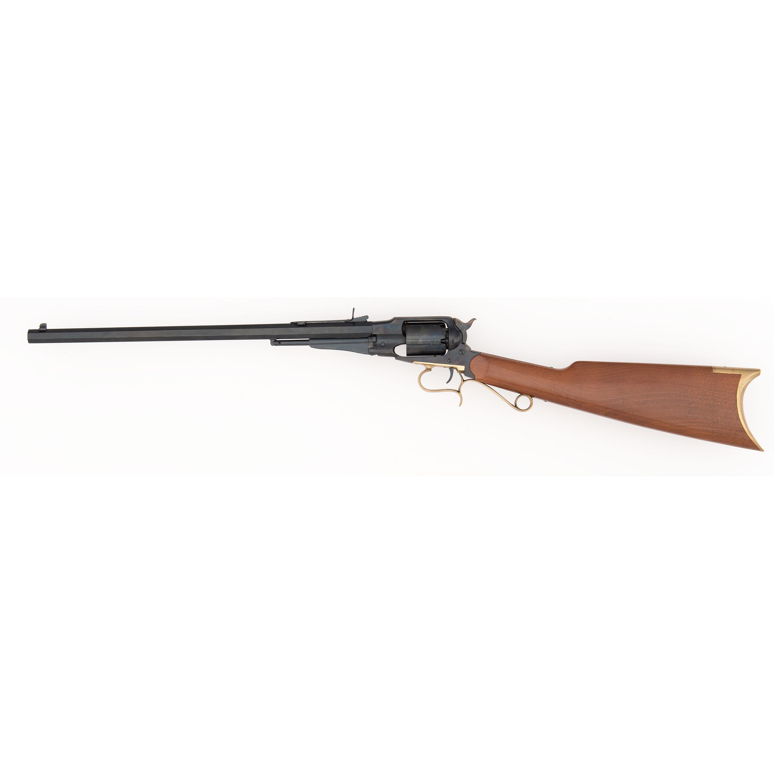 Reproduction Remington 1858 Carbine by Uberti | Cowan's