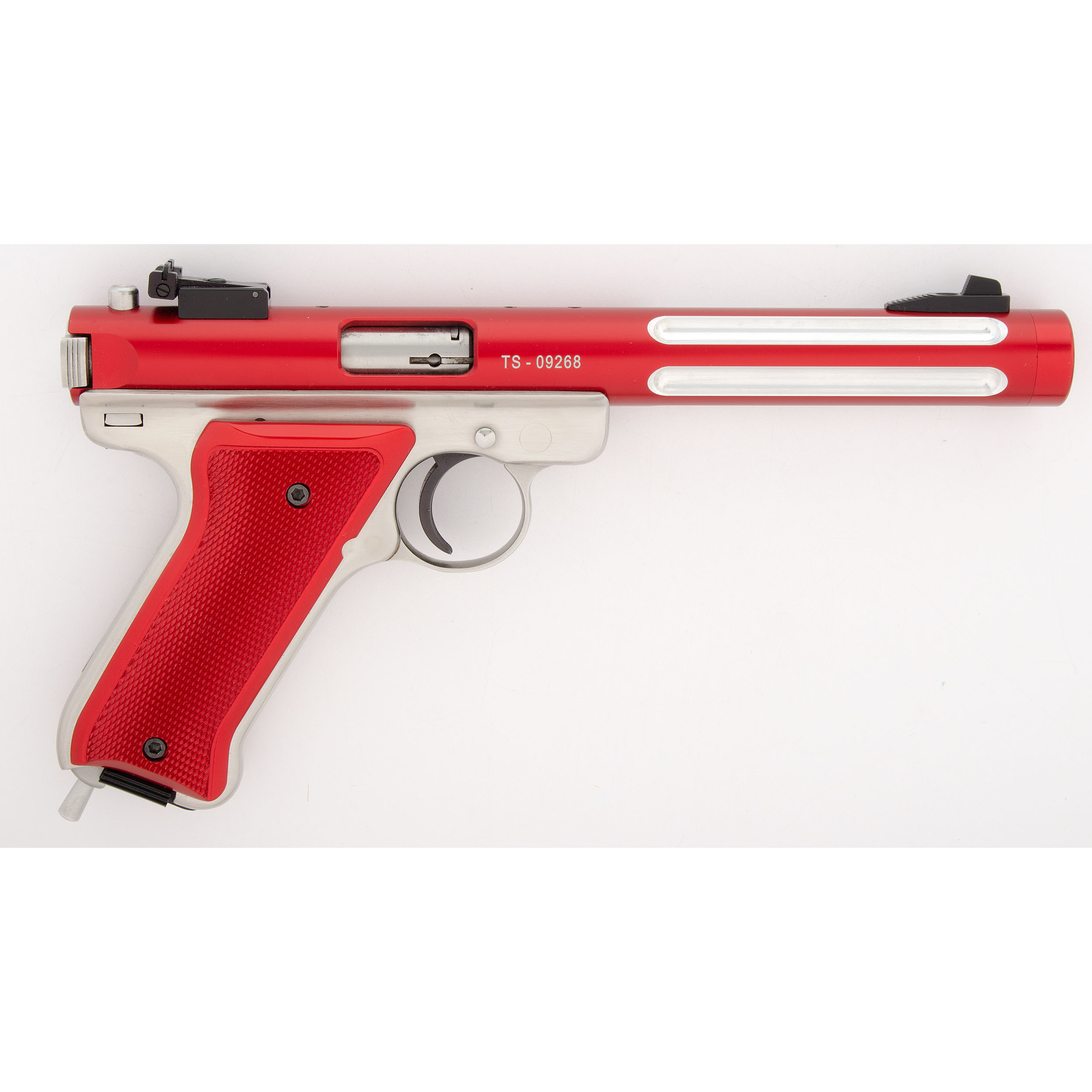 Ruger 10/22 Pistol with Pac Lite Tactical Solutions Barrel