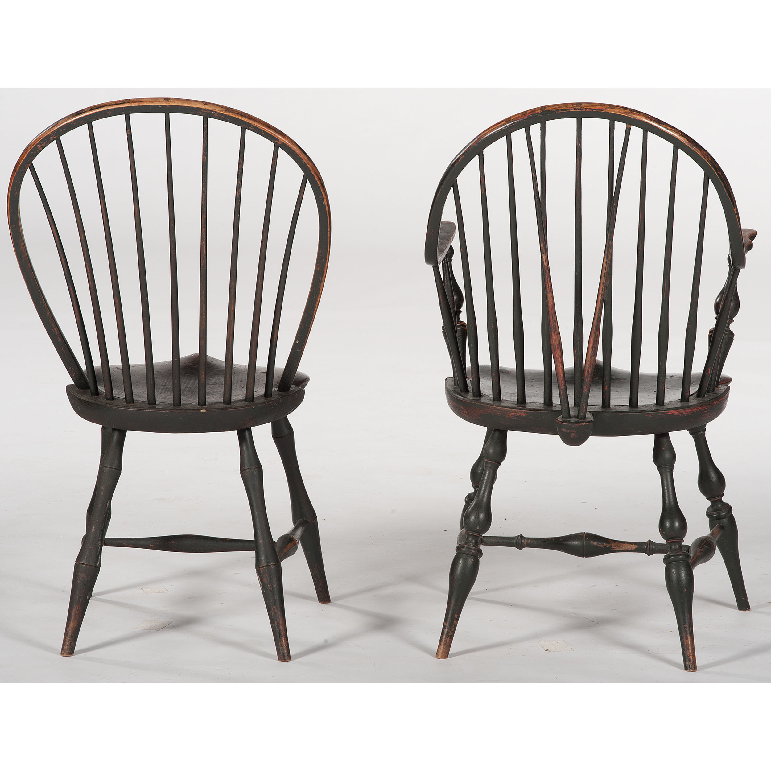 Bowback Windsor Chairs by D.R. Dimes  sc 1 st  Cowanu0027s Auctions & Bowback Windsor Chairs by D.R. Dimes | Cowanu0027s Auction House: The ...