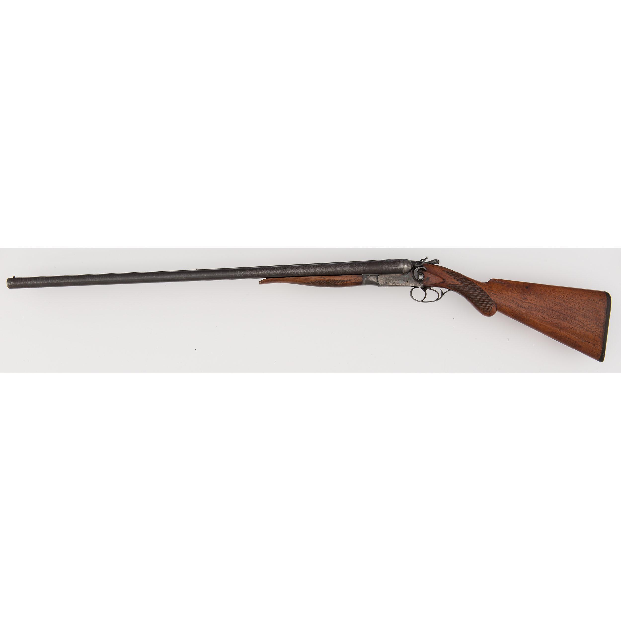 New Ithaca Double Barrel Hammer Shotgun | Cowan's Auction