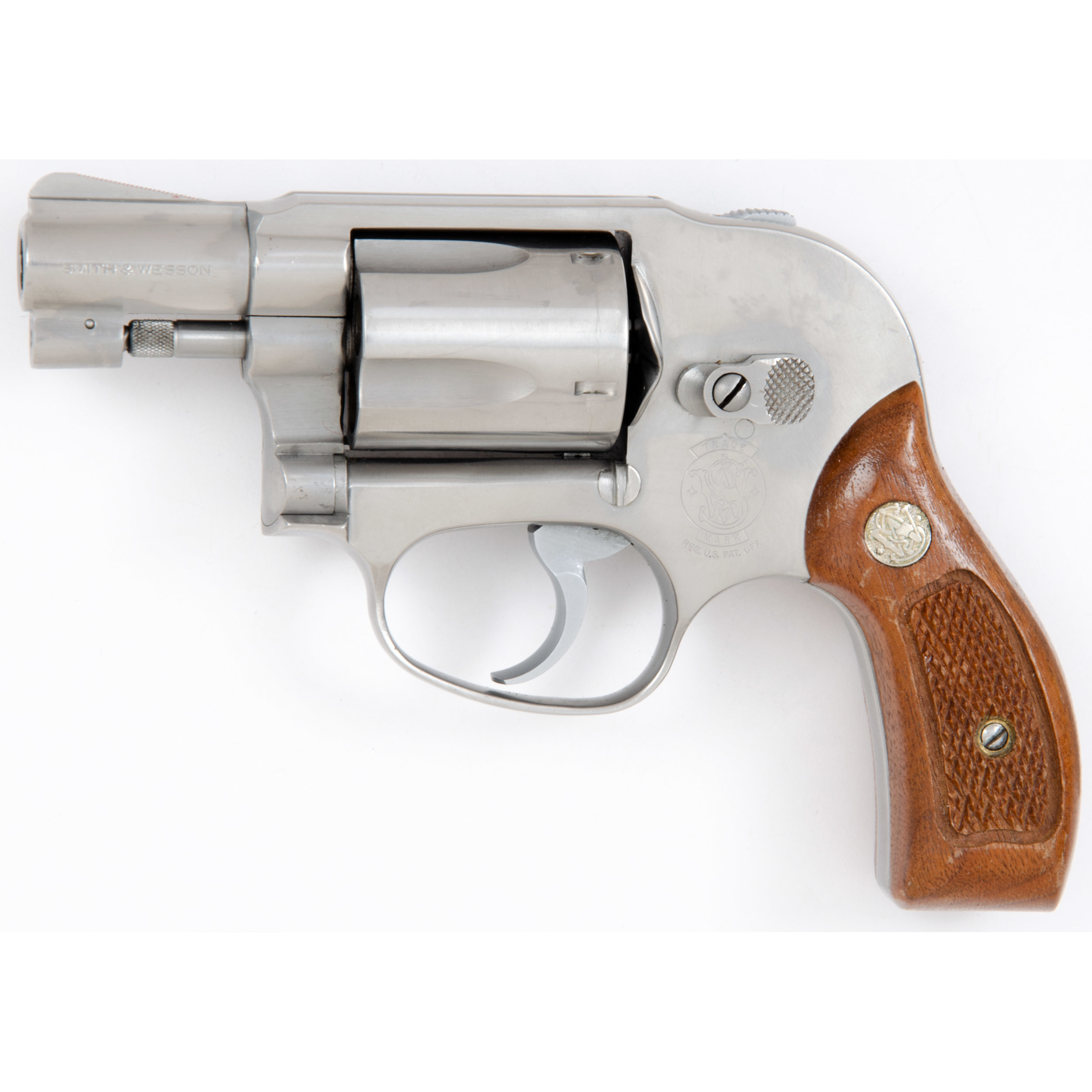 Smith And Wesson 649 Grips